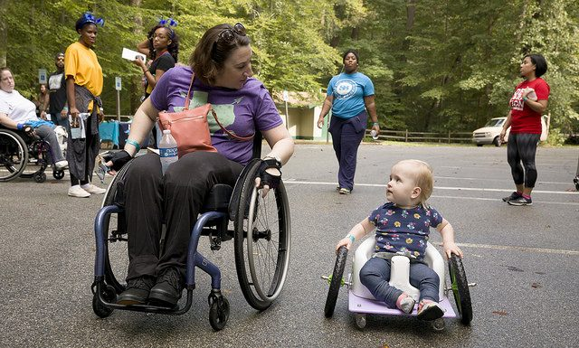 Life with Spina Bifida Walk-n-Roll